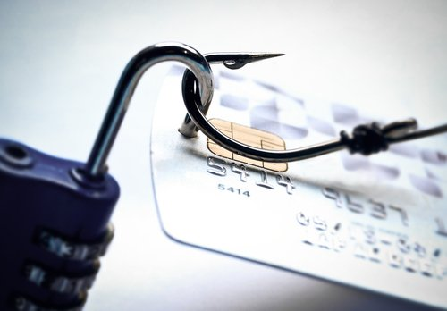 credit card payments phishing