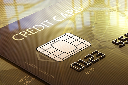 EMV credit cards