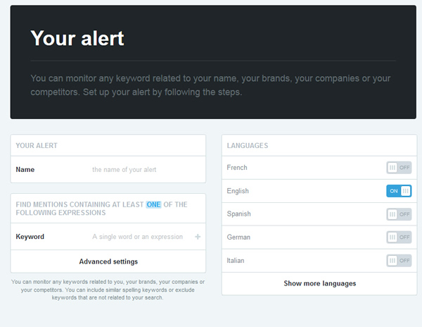 mention - alerts for auto dealerships