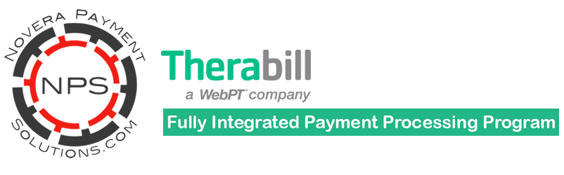 therabill credit card processing
